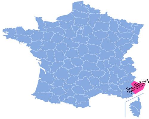 Alpes-Marítimos