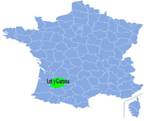 Lot y Garona