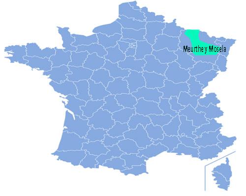 Meurthe y Mosela