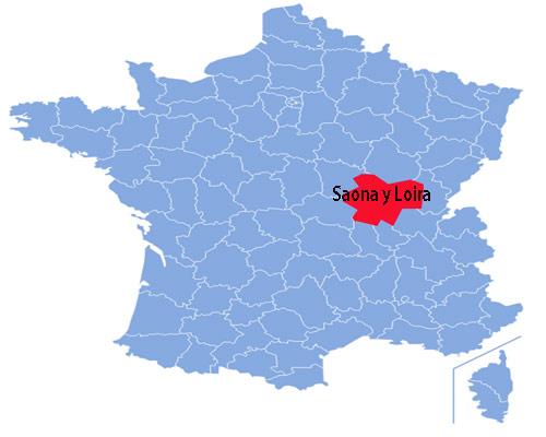 Saona y Loira