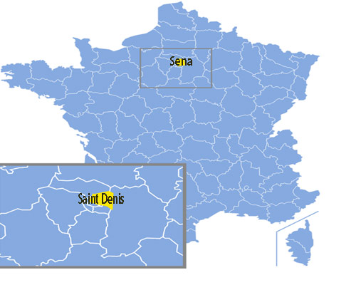 Sena-Saint Denis