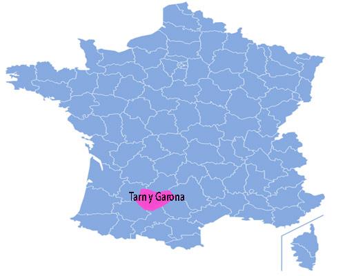 Tarn y Garona