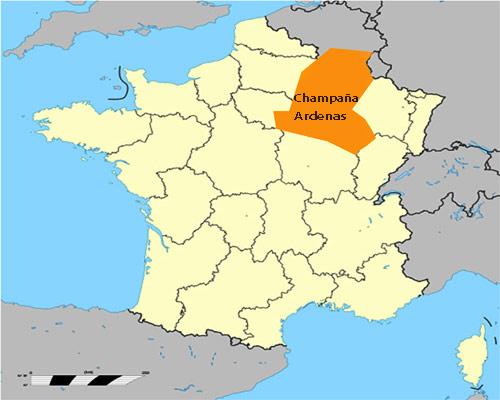Champaña-Ardenas