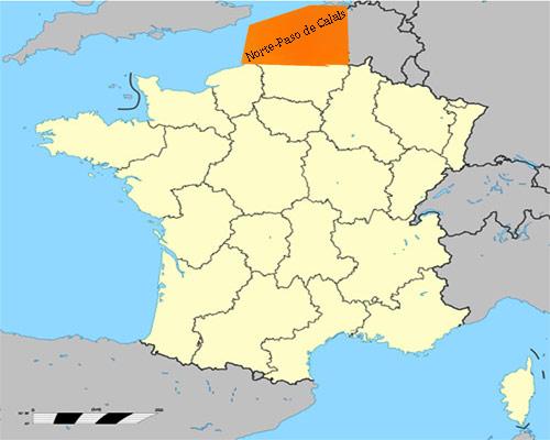 Norte-paso de Calais